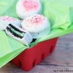 Candy Cane Oreo Cookie Recipe