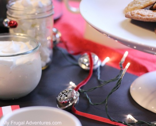 Hot Chocolate Bar {Perfect for Holiday Parties or Birthdays!}