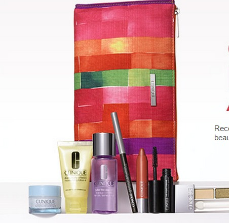 Nordstrom: Clinique Bonus Time ($85 Gift with Purchase) - My ...