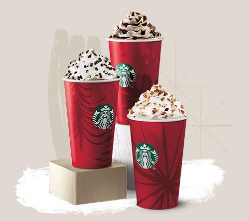 Starbucks Rewards Supermarket Drinks
