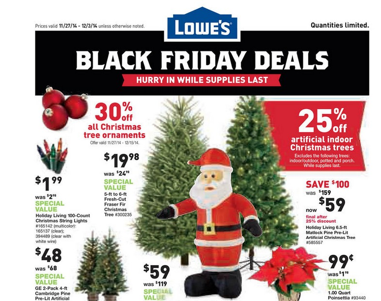 Lowe S Black Friday Ad 2014 My Frugal Adventures