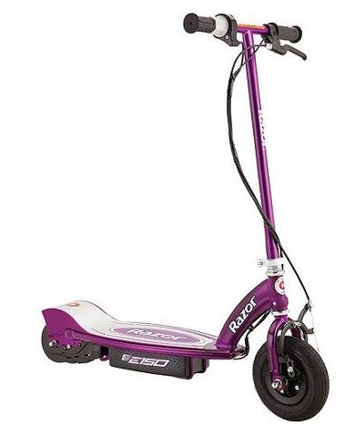 Razor electric scooter 88 my frugal adventures for Motorized scooter black friday
