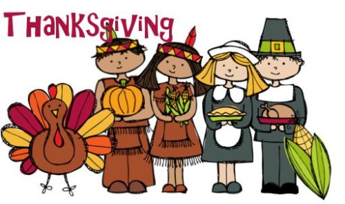 Free Thanksgiving Coloring Pages for Children