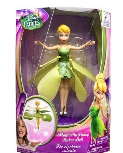 flutterbye flying fairy doll instructions