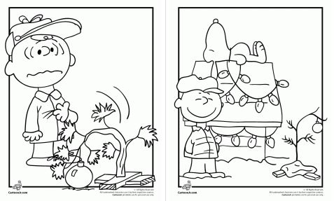 free christmas coloring pages for children