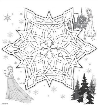 Free Christmas Coloring Pages My Frugal Adventures