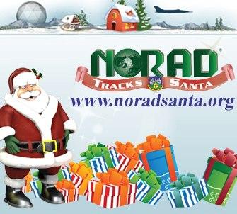 FREE Santa Tracker...