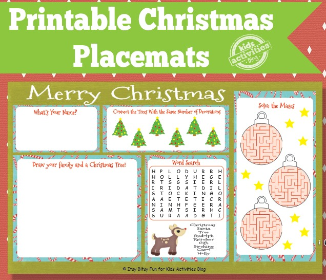 Free Christmas Coloring Pages - My Frugal Adventures