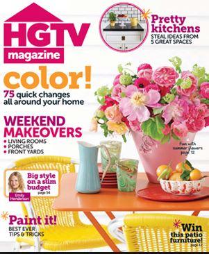 HGTV mag