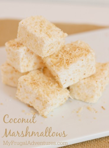 How to Make Coconut Marshmallows