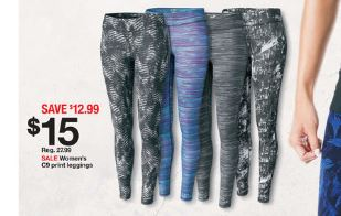 1540609a6d Target: Women's C9 Workout Pants $12.50 Each - My Frugal Adventures