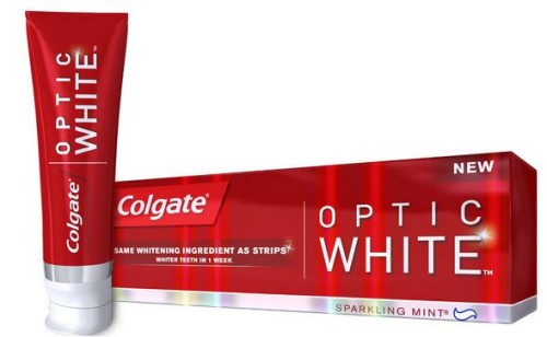 colgate optic