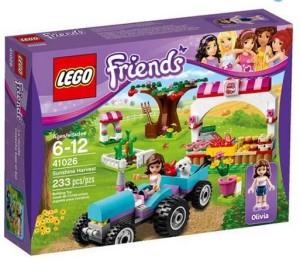 lego friends sunshine
