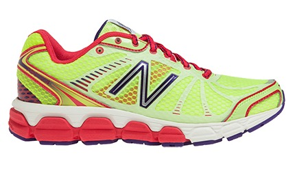 bright new balance shoes