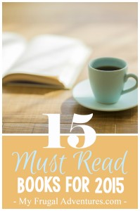 15 Must Read Books for 2015