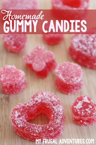 Homemade Gummy Candy Recipe My Frugal Adventures,Types Of Onions For Cooking