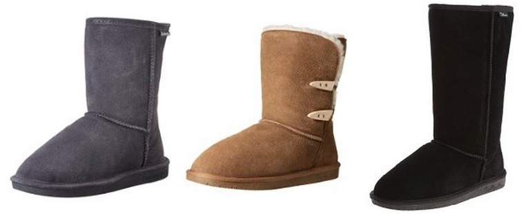 Amazon: 55% Off Bearpaw And Willowbee Boots For Women My Amazon Bearpaw Fur Boots Shoes