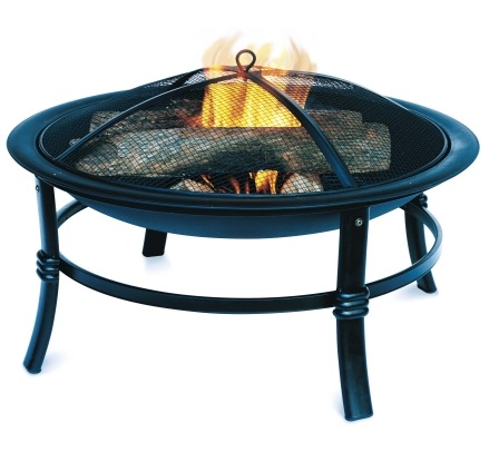 You can get a 28″ Steel Fire Pit for $29.99 from Ace Hardware. The sale  runs through 2/22 and shipping is free when you select in store pickup. - Ace Hardware: Steel Fire Pit $29 - My Frugal Adventures