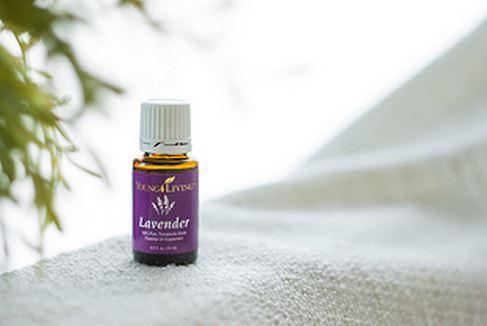 Homemade Lavender Linen Spray