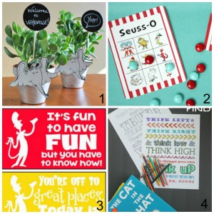 25 Fun Dr. Seuss Treats and Crafts {Perfect for Birthday or Class Parties}