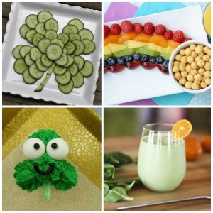 Fun foods for st patricks day