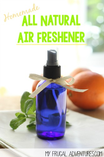 DIY Febreze Spray