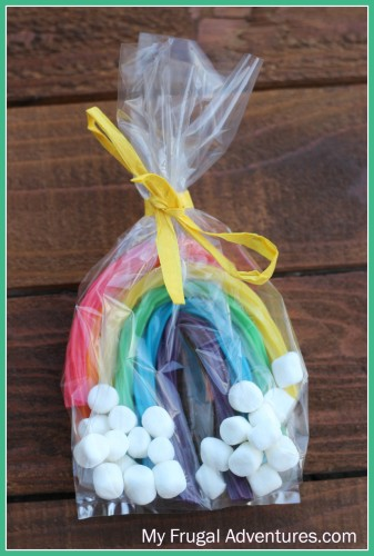 Rainbow Treats for Kids