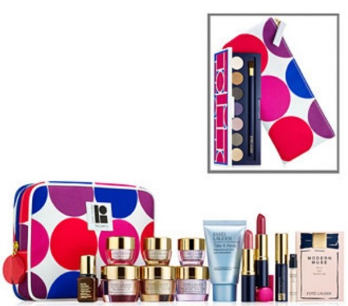 Estee Lauder: Free 8 Piece Gift with Purchase - My Frugal Adventures