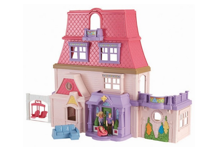 Fisher Price Loving Family Dollhouse $39 Shipped - My Frugal Adventures