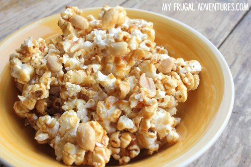 Homemade Cracker Jack Recipe