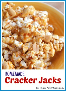 Filed Under: Snack Foods Tagged With: Homemade Cracker Jacks Recipe