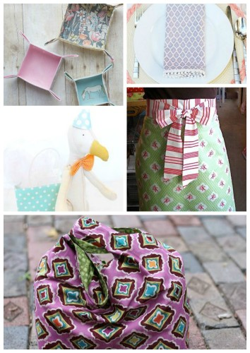 20 Fat Quarter Projects
