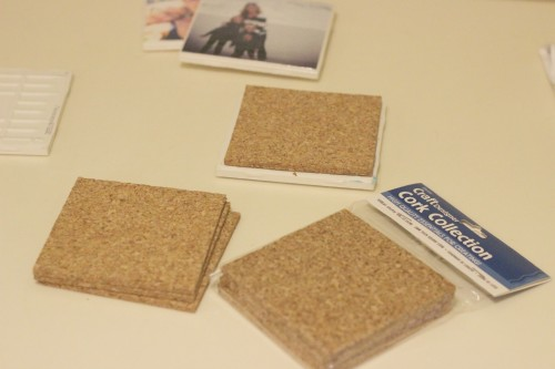 DIY Photo Coasters