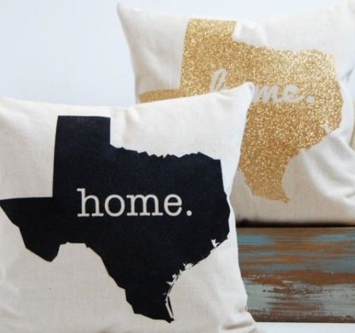 gift pillow pillows listing il away state custom homeowners gifts new moving