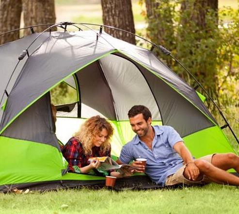 Ozark 4 Person Instant Tent $5...