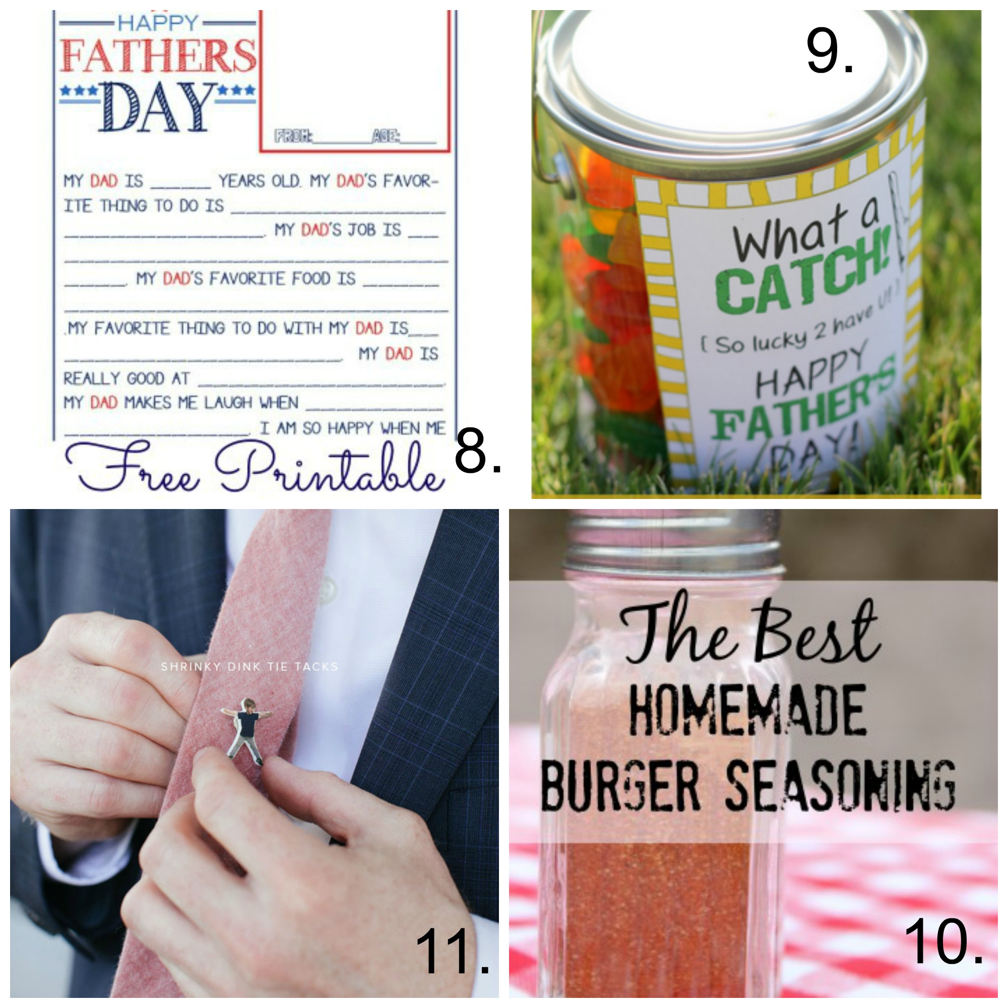 20 Creative Father S Day Gift Ideas My Frugal Adventures