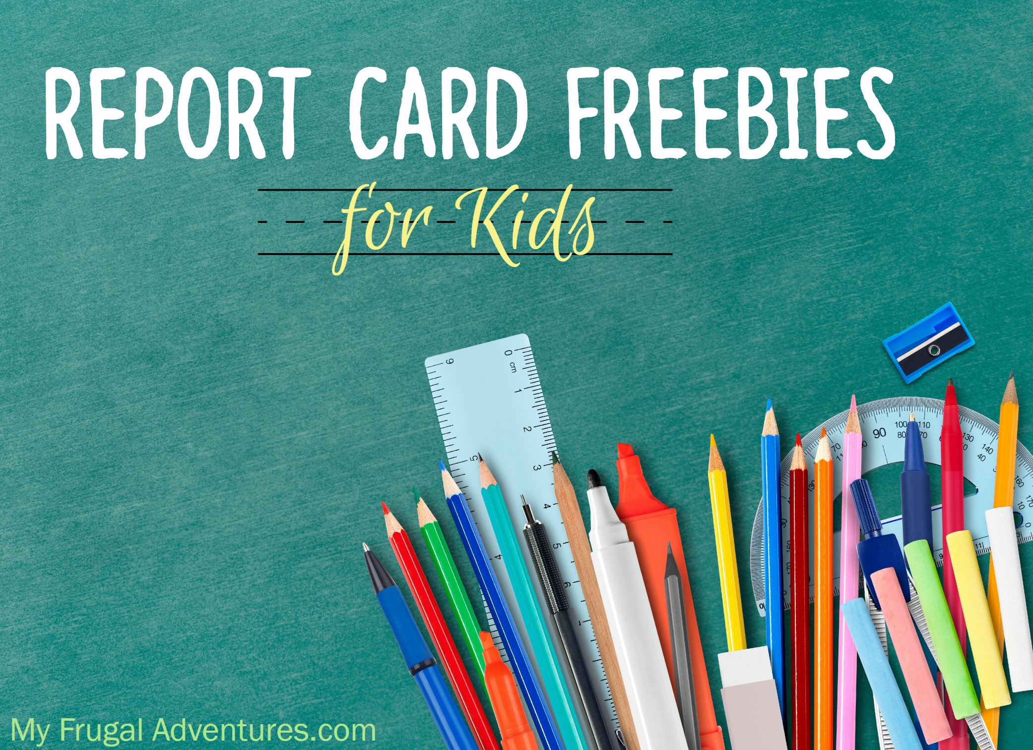 Report Card Freebies For Kids My