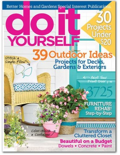 Do it yourself magazine 10 for 2 years my frugal adventures you can get 2 years of do it yourself magazine for just 999 right now i love this magazine and it is super expensive normally this is a great price solutioingenieria Gallery