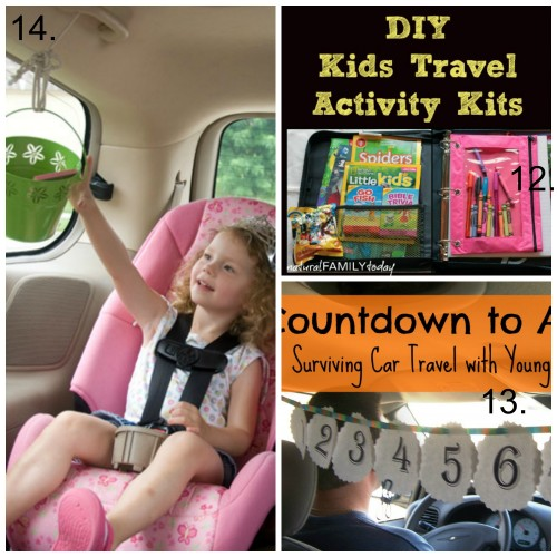 Road Trip Survival with Kids