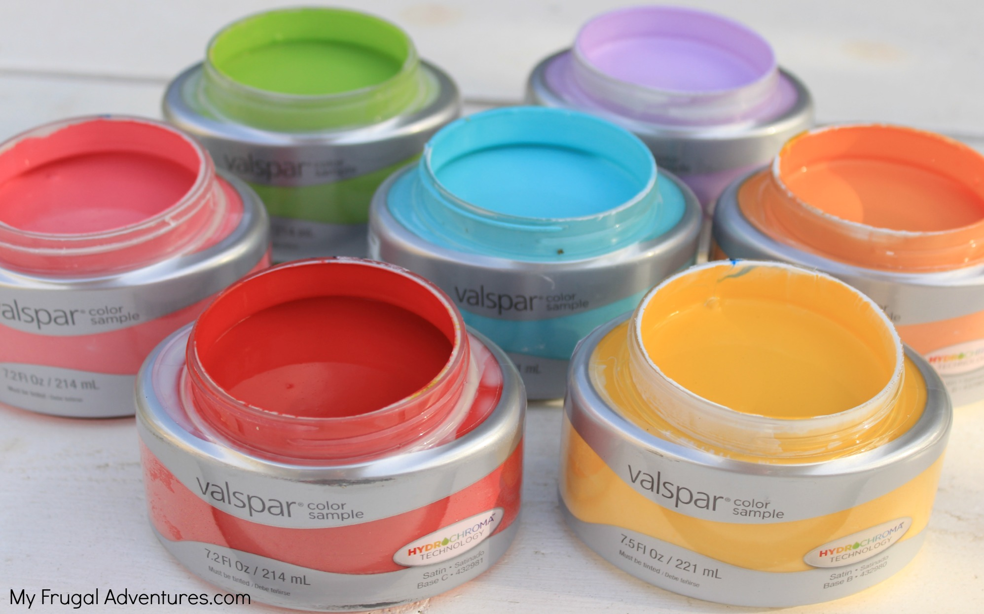 Lowe's: $.99 Valspar Paint Samples - My Frugal Adventures