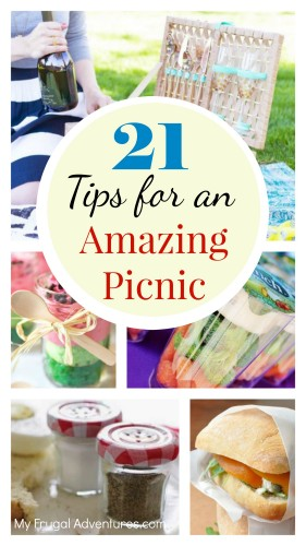 21 Tips for an Amazing Picnic