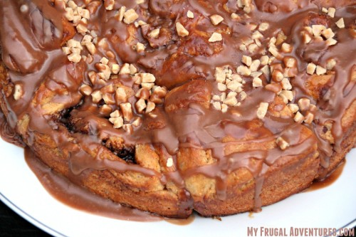 Chocolate Cinnamon Rolls Recipe