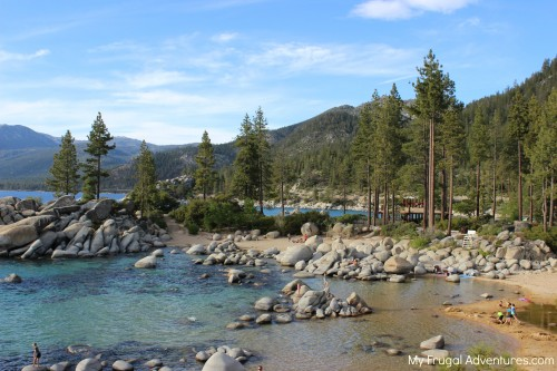 things to do in Lake Tahoe- lots of fun ideas for families