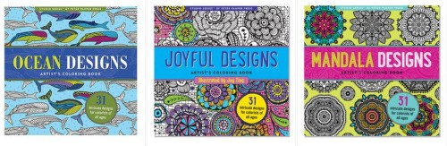 Adult Coloring Books As Low 6