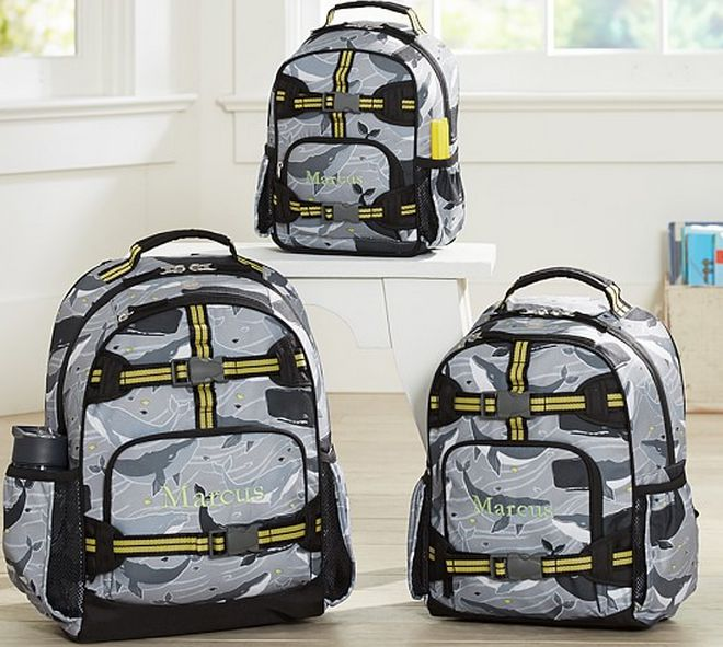 Pottery Barn Kids: Backpacks and Lunch Bags as low as $8 Shipped ...