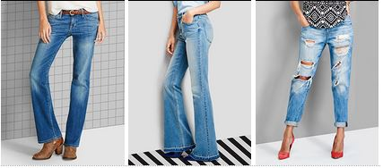 jeans at target