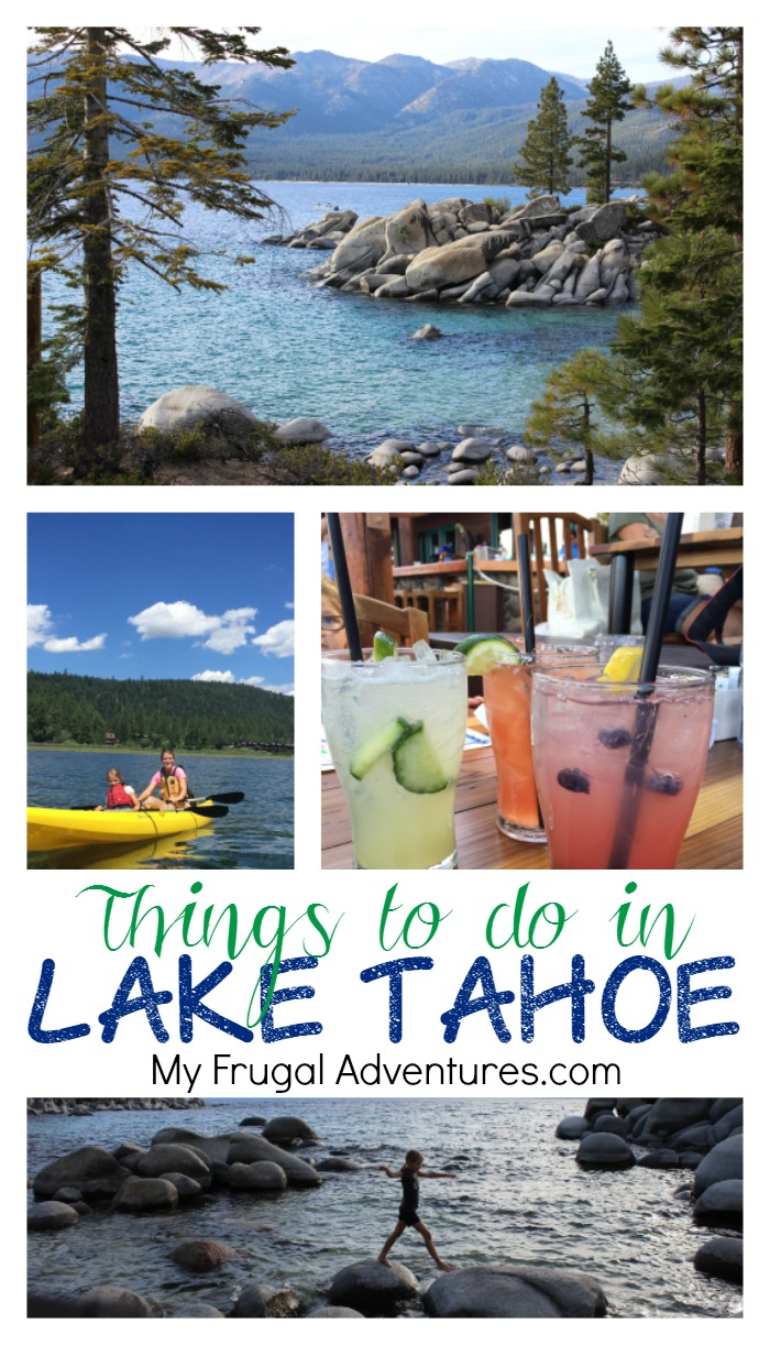 Things To Do In Lake Tahoe Lots Of Fun Ideas For Families
