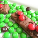 Ants on a Log Cute Children's Treat