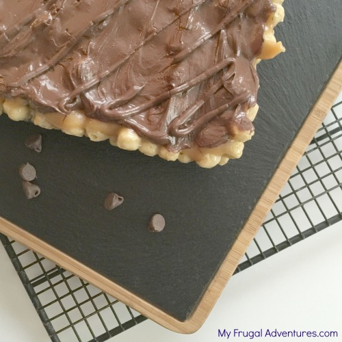 Homemade Whatchamacallit Treats Recipe