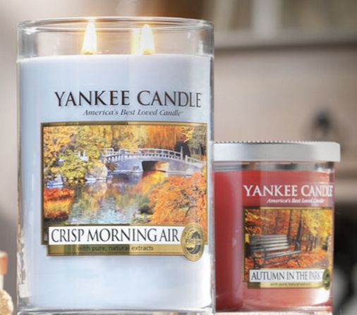 Yankee Candle: Buy One Get One Free Candles - My Frugal